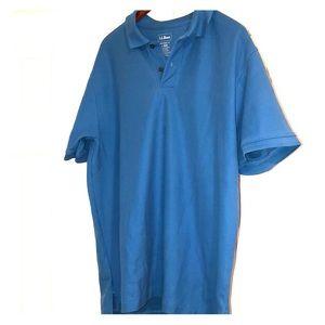 Blue shirt by LLBean